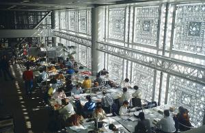 Institut du Monde Arabe - Jean Nouvel