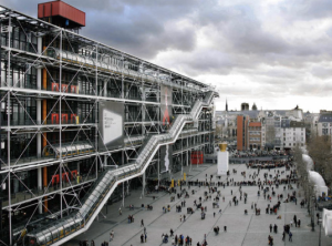 Centre Georges Pompidou - Renzo Piano + Richard Rogers