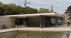 Pavilhão Barcelona - Mies van der Rohe
