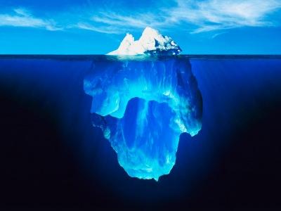 O consciente é apenas a ponta do iceberg